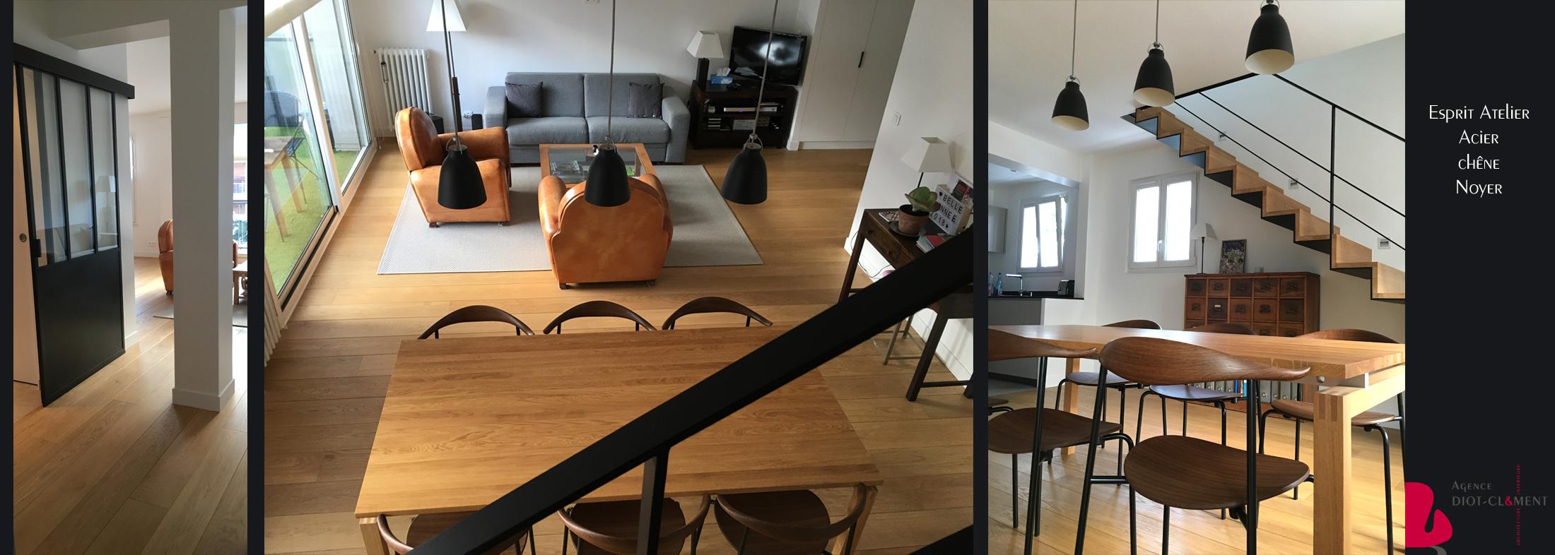 Agence Diot agence diot clement | architecture d'intérieure